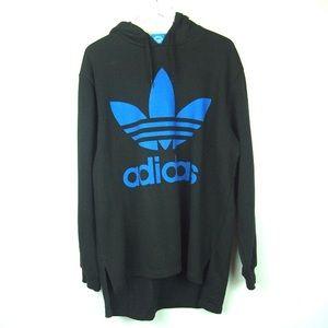 Oversized Adidas Trefoil Hoody Sweatshirt XL